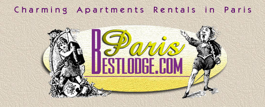 paris apartments rental for vacation in paris